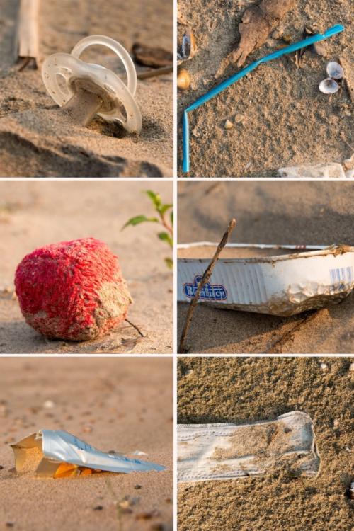Afval collage 4